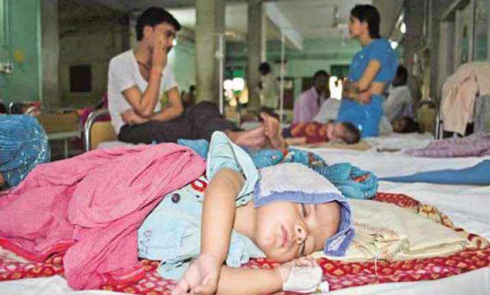 encephalitis toll rises to 109 in west bengal