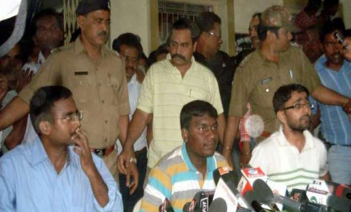 engineer freed maoists set new condition for collector