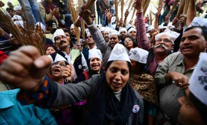 entire aap west bengal unit decides to merge with bjp