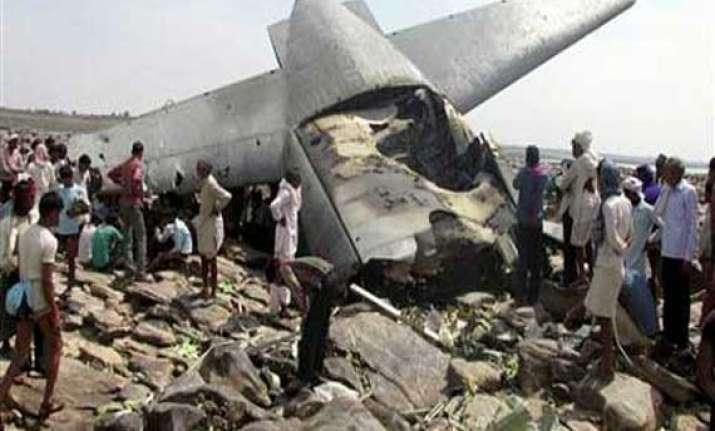 error in piloting led to c 130j hercules crash iaf sources