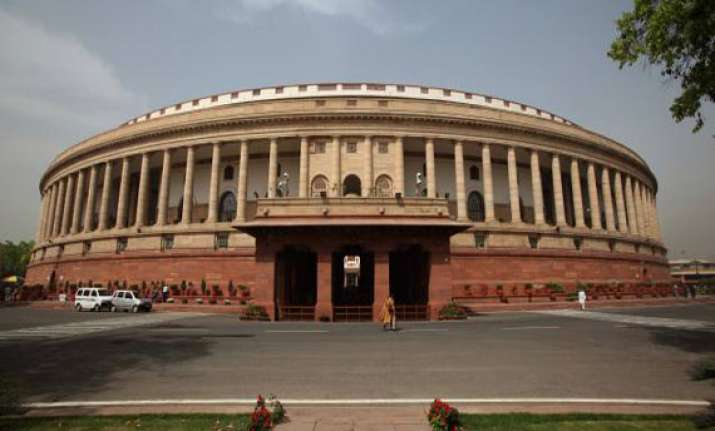 every third mp in 16th lok sabha has criminal charges adr