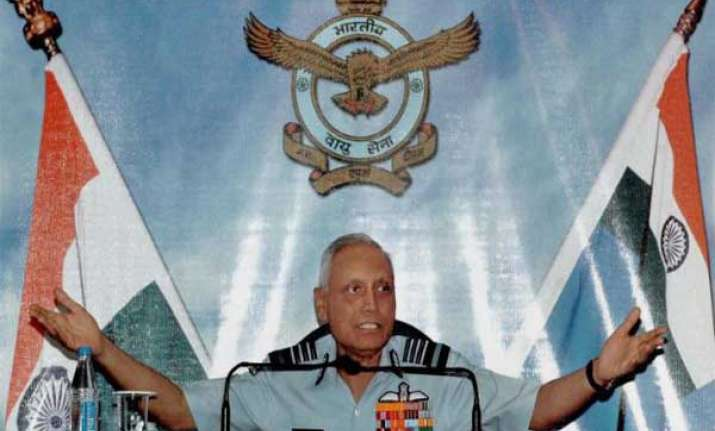 ex air chief tyagi briefed us on vvip chopper tender