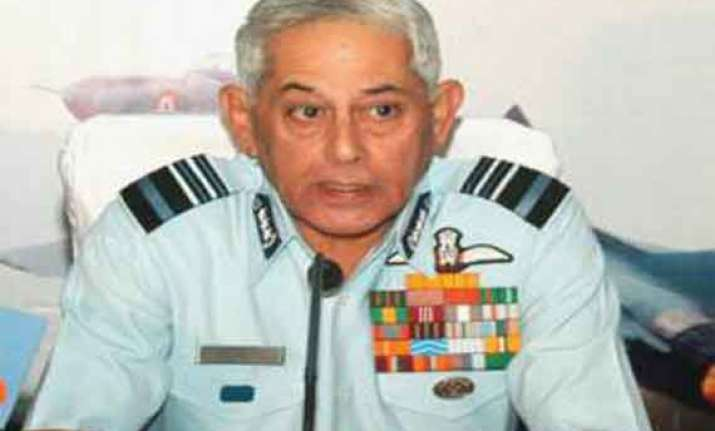 ex iaf chief fali major was hosted by finmeccanica reports