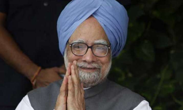 ex pm manmohan greets ppl of telangana on eve of formation