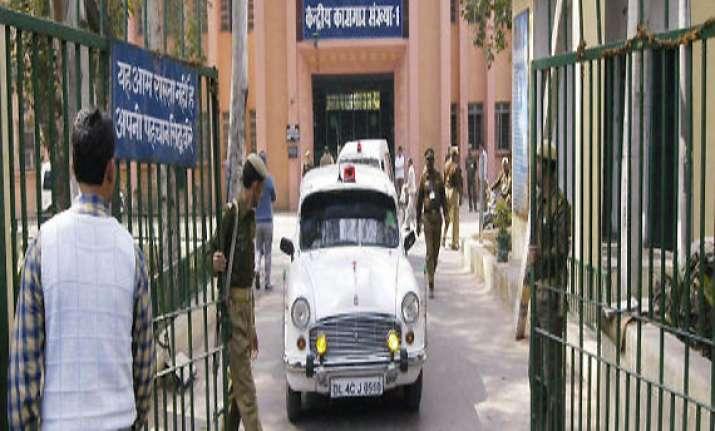 ex husband lodges complaint against tihar dg
