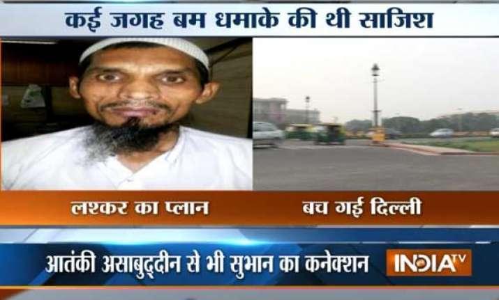 exclusive lashkar operative reveals big terror plans top