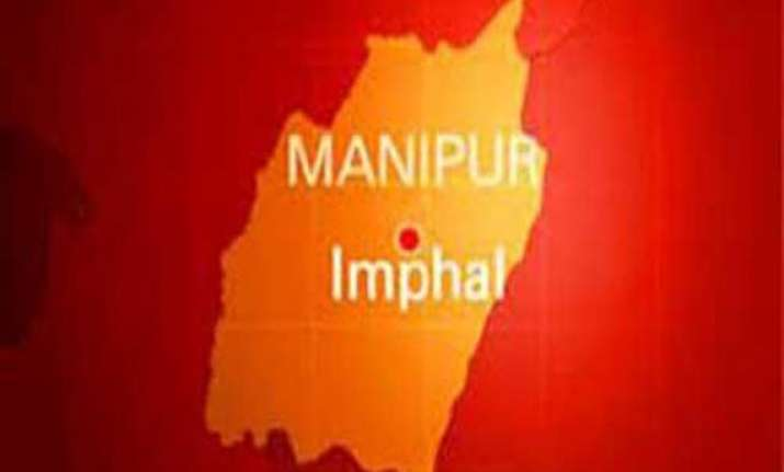 explosions at indo myanmar border in manipur