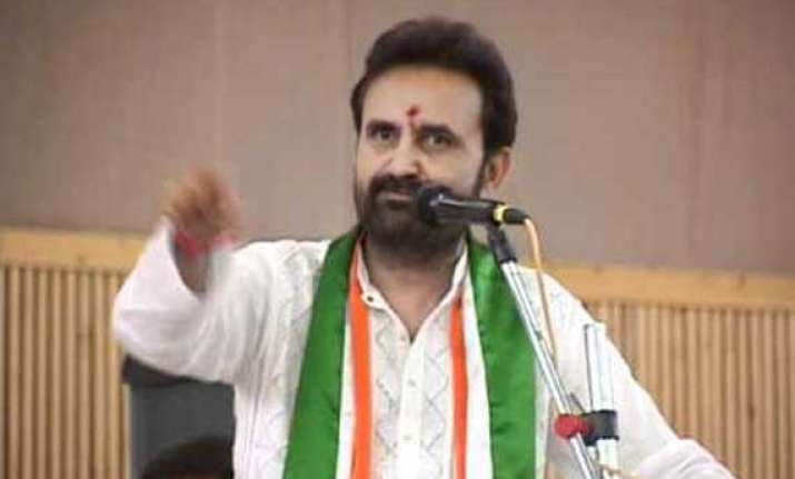 fir against cong leader gohil for calling modi fake obc