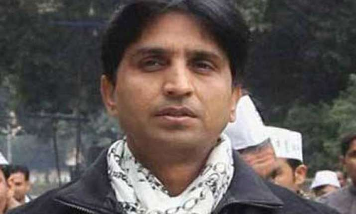 fir against kumar vishwas somnath bharti in amethi