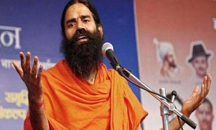 fir against ramdev under atrocities act for remark on rahul