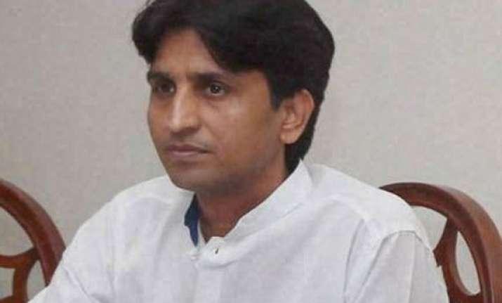 fir against vishwas for staging dharna inside police station
