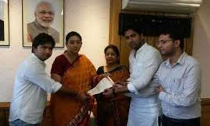 fyup students submit memorandum to hrd ministry