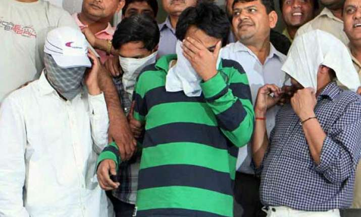 two more dgca staffers held in fake pilot licence scam