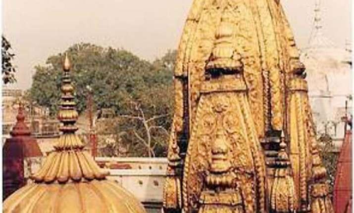 famed kashi vishwanath temple complex set for a makeover