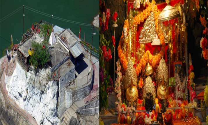 10 famous hill top shakti temples in india