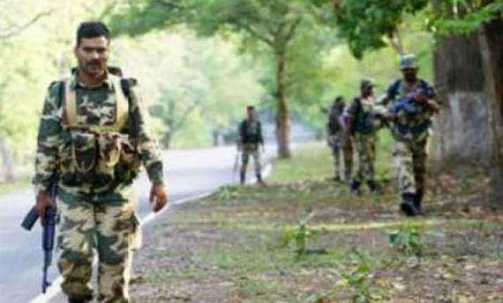 fear of naxal disturbances in sept keeps police on their