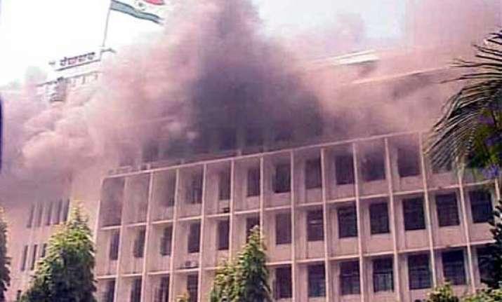 fire at ap secretariat old records damaged officials say