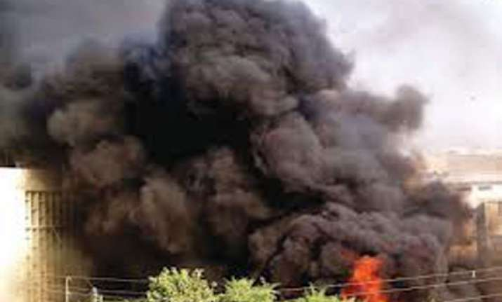 fire breaks out in manesar factory