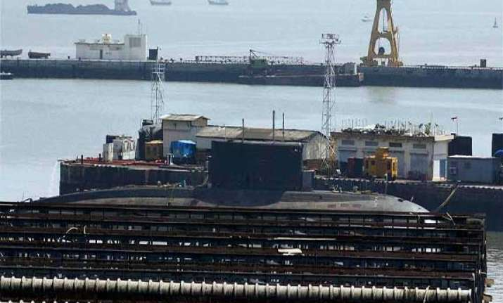 fire in cables led to ins sindhuratna mishap says navy