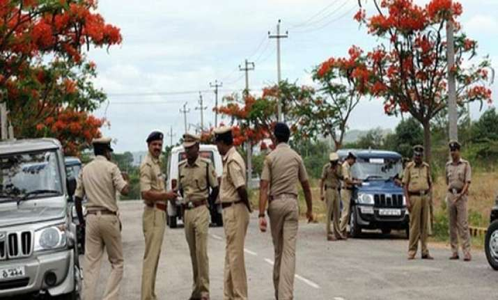 first arrest made in bangalore rape case