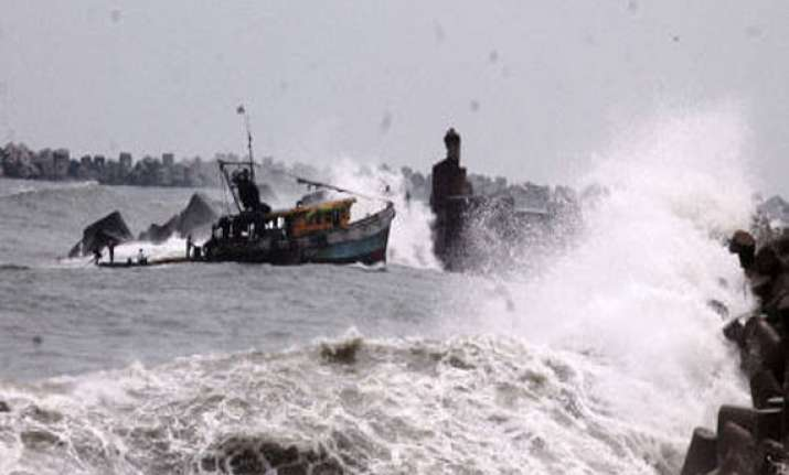fishermen still stranded on trawler off paradip