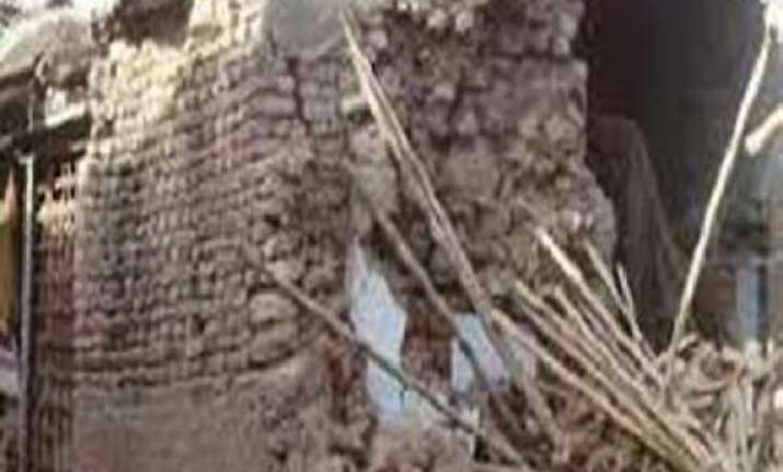 five children killed in wall collapse incidents