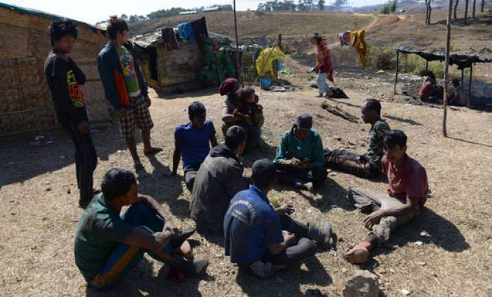 five migrant labourers killed few others injured by