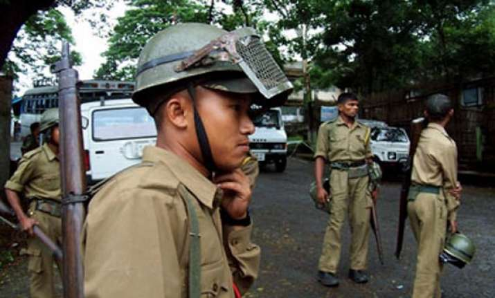 five militants killed terror plot foiled in meghalaya