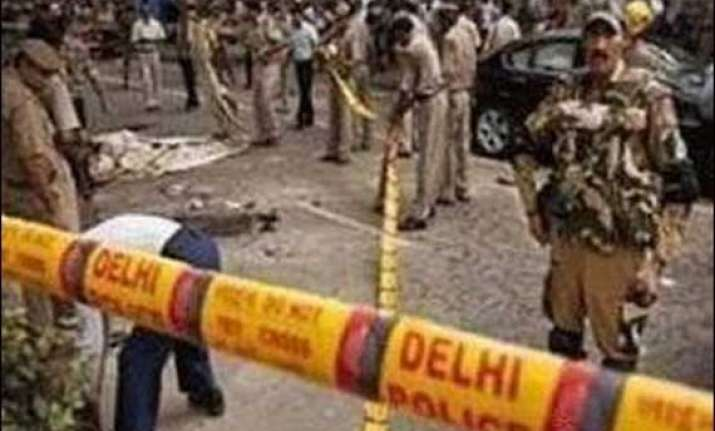 five year jail term to two men for funding 2005 delhi blasts