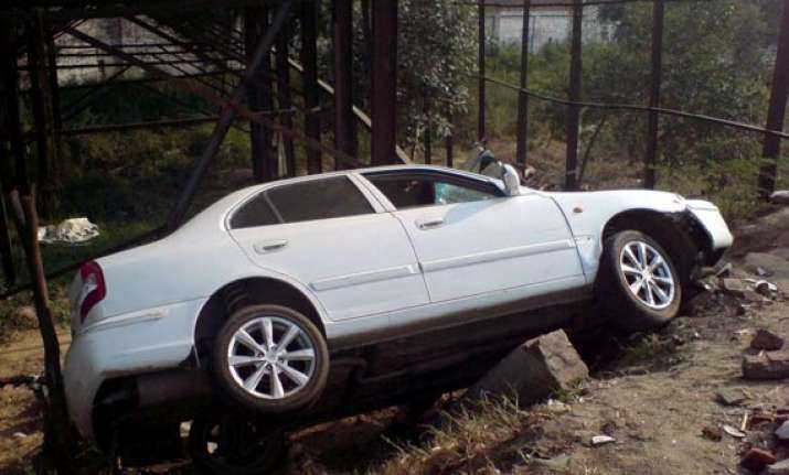 five year old boy two others killed in road accident