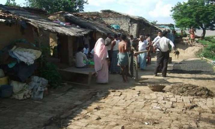 five years on hundreds of bihar flood victims await homes
