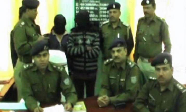 five maoists arrested in bihar
