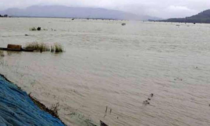 flood alert sounded in arunachal pradesh