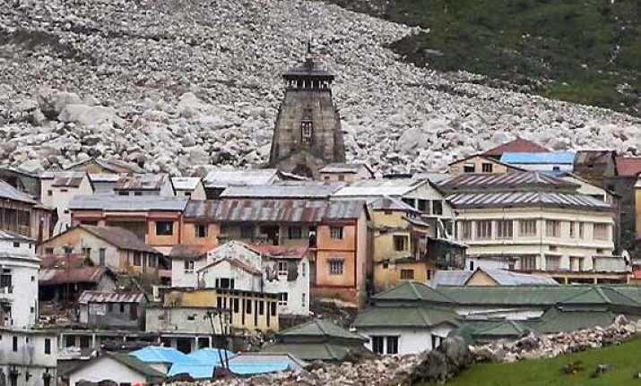flood ravaged kedarnath to get a brand new look