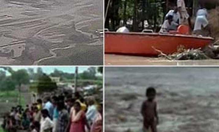 flood alert in assam 75 000 displaced