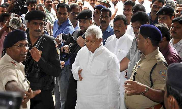 fodder scam jharkhand hc reserves order on lalu s bail plea