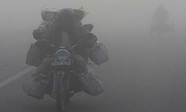 fog engulfs punjab haryana rail and road traffic hit