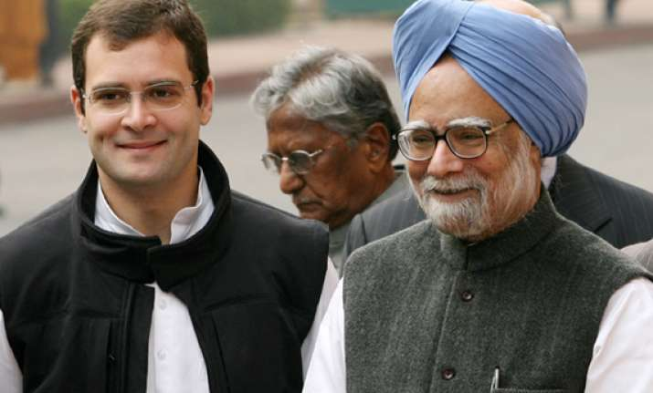 for hazare pm is young as compared to rahul gandhi