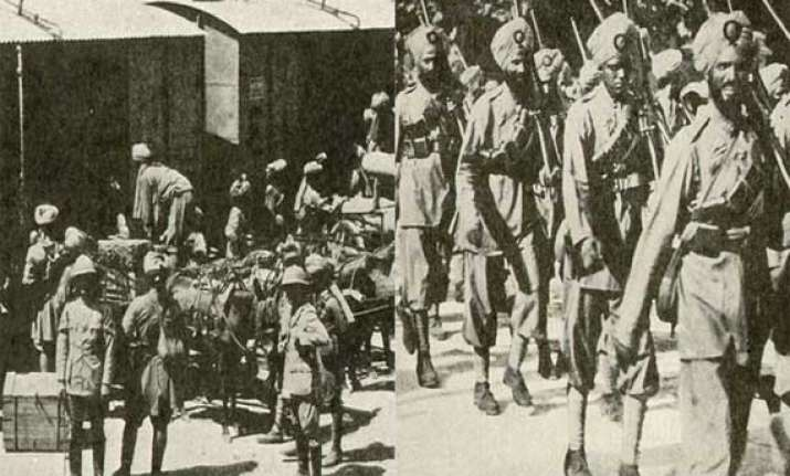forgotten stories of indian soldiers during world war i