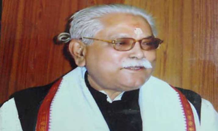 former bihar legislative council chairman tarakant jha dead