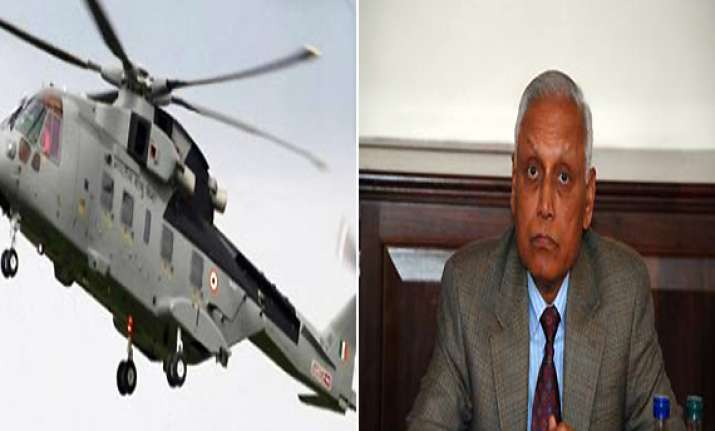 former iaf chief s p tyagi was bribed in vvip chopper scam