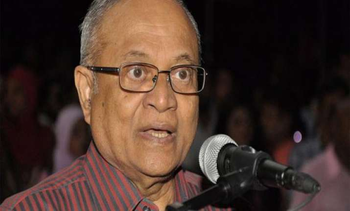 former maldives president on india visit