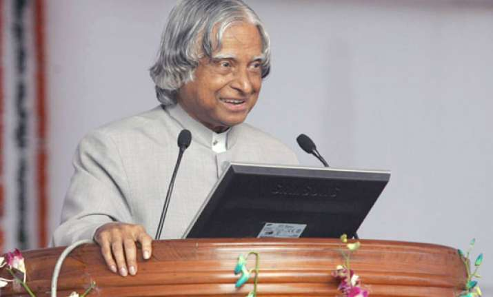 former president abdul kalam is fine says his office