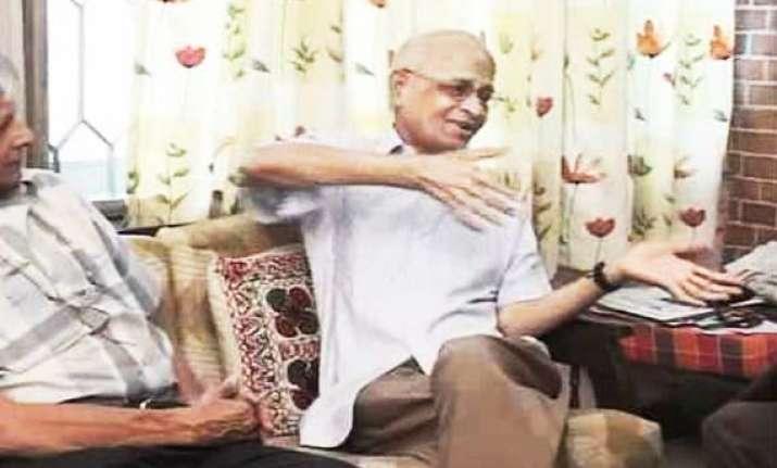 former aec chief p k iyengar dead
