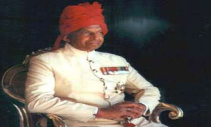 former jaipur ruler maharaja bhawani singh passes away