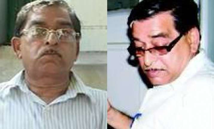 former lucknow cmo arrested