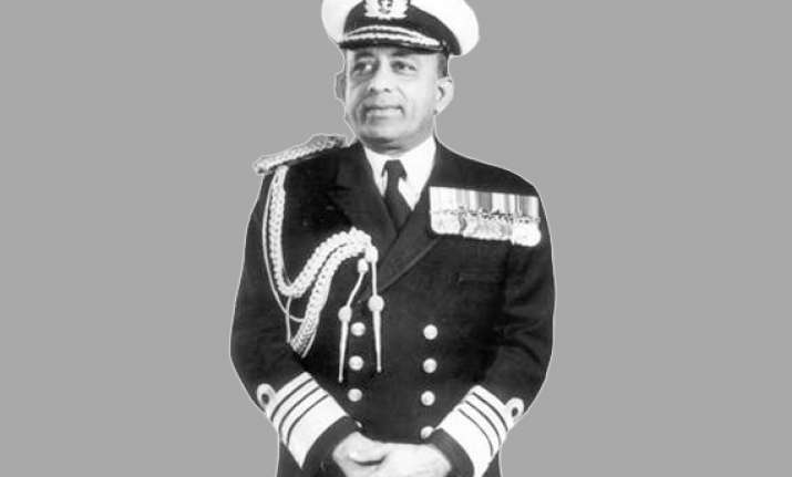 former naval chief admiral dawson passes away