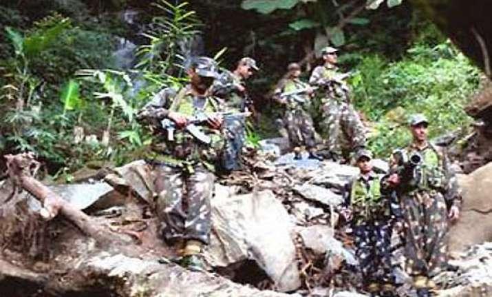 four jawans injured in manipur ambush