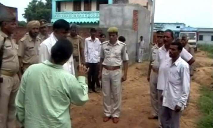 four killed in group clashes in up after minor tiff over