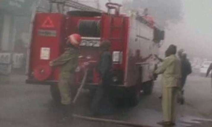 four died 12 injured in jammu hotel blaze